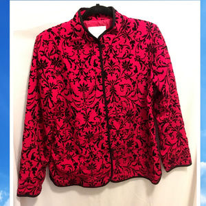 Size Small Susan Graver Style Blazer Jacket